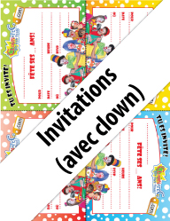 Invitations-avec-clown(couleur)